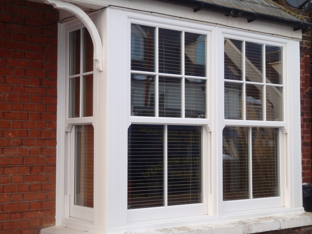Double glazing windows in Kent